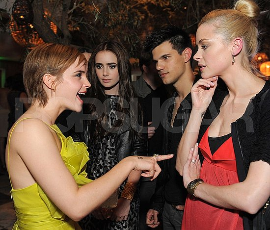 emma watson 2011 mtv after party. the 2011 MTV Movie Awards